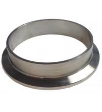 """Bride inox V-band 3,00"""" pour tube 76mm"""