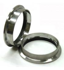 """Bride acier V-band 2,5"""" pour tube 60,3mm"""