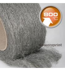 Garniture d'échappement en fibre d'inox 2.5kgs