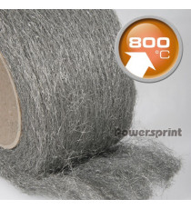 Garniture d'échappement en fibre d'inox 5kgs