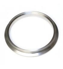 """Bride descente acier V-band 4"""" pour turbo GARRETT, pour tube 101.6mm"""