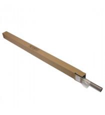 Tube inox 304L cintrable diamètre 33.7mm épaisseur 2mm longueur 1000mm