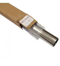 Tube inox 304L cintrable diamètre 42.4mm épaisseur 2mm longueur 1000mm