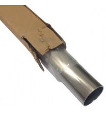 Tube inox 304L cintrable diamètre 48.3mm épaisseur 2mm longueur 1000mm