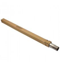 Tube inox 304L cintrable diamètre 51mm épaisseur 1.5mm longueur 1000mm