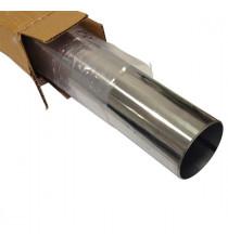 Tube inox 304L cintrable diamètre 60.3mm épaisseur 1.5mm longueur 1000mm