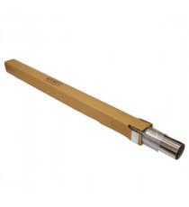 Tube inox 304L cintrable diamètre 70mm épaisseur 1.5mm longueur 1000mm