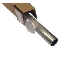 Tube inox 304L cintrable diamètre 38mm épaisseur 1.5mm longueur 1000mm