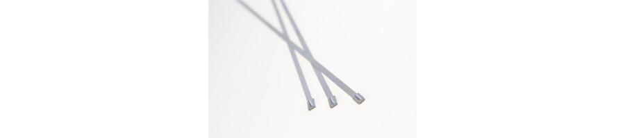 Colliers feuillards inox